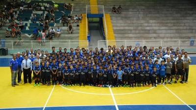 Equipes apresentadas para a temporada 2017 - Foto Sérgio Bastos