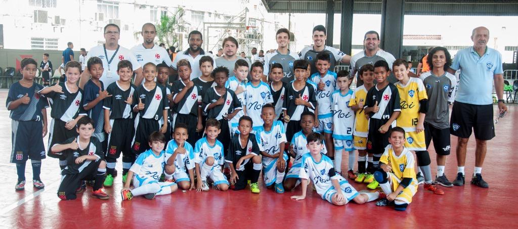 Canto do Rio x Vasco sub 09