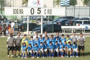 Canto do Rio x Sogima Sub-11