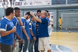 homenagem ao título Futsal Adulto