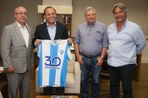 Rodney Melo e Rodrigo Neves