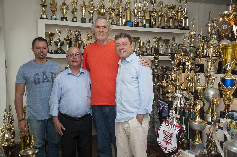 Canto do Rio reunião com prefeito Itaboraí
