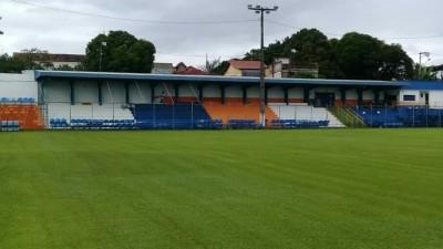 Estádio Alzirão reformado