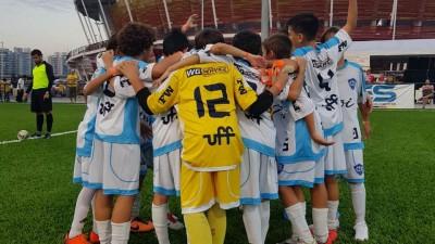 sub-11 Cantusca soccer in rio