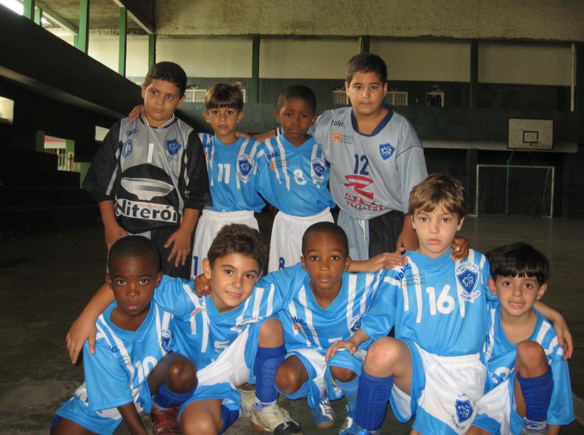 Vinicius Jr no Futsal